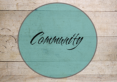 community web logo