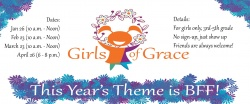 Girls of Grace Party